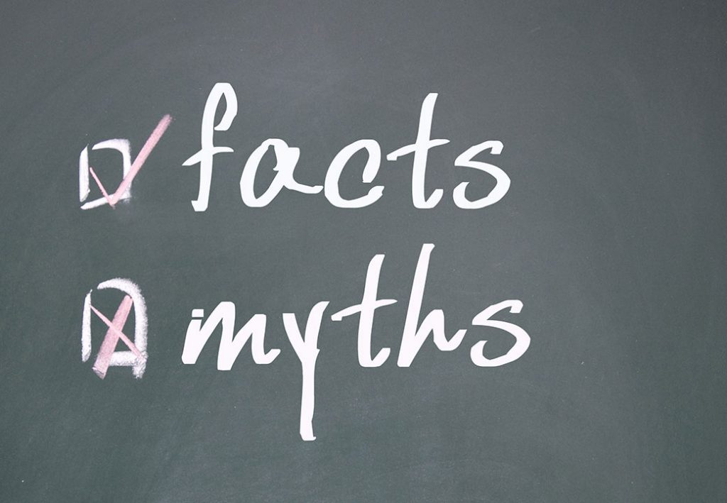 5 weight loss myths you need to know about