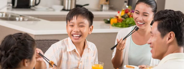 6 Healthy Eating Habits for Kids