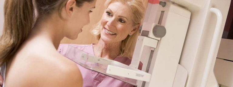 Breast Screening: Get comfortable with yourself
