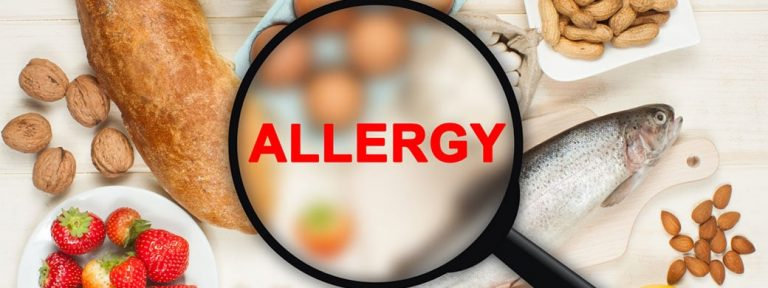 Food allergies can be severe in the very young