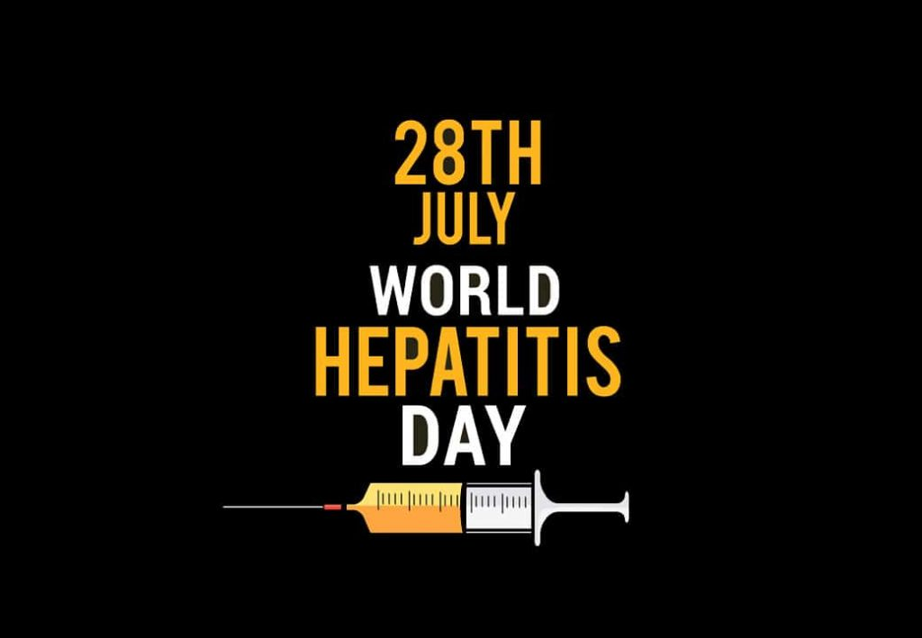 World Hepatitis Day: Prevent hepatitis. Act now